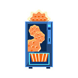 Cracker Vending Machine Design