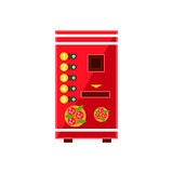 Pizza Vending Machine Design