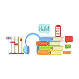 Foreign Languages Class Set Of Objects