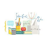 Mathematics Class Set Of Objects