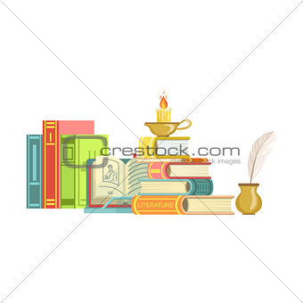 Literature Class Set Of Objects