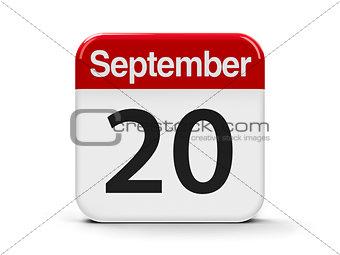 20th September