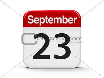 23rd September