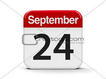 24th September
