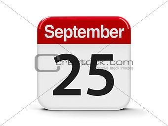 25th September