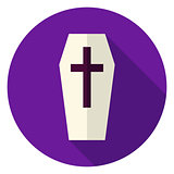 Coffin Circle Icon