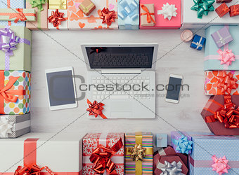 Beautiful Christmas gifts
