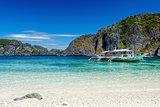 Scenic El-nido, Palawan, Philippines