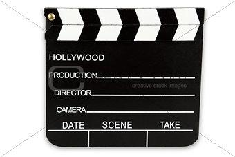 Black Cinema Clipboard