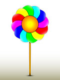 Lollipop as a separate object