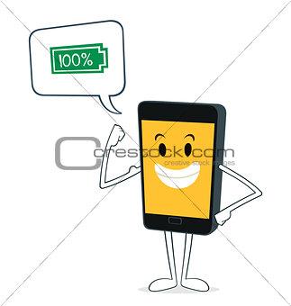 powerful smartphone