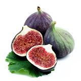 Fresh Ripe Figs