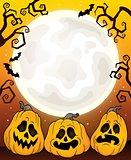 Halloween pumpkins theme image 3