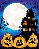 Halloween pumpkins theme image 6