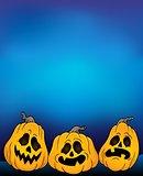 Halloween pumpkins theme image 7