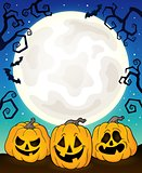 Halloween pumpkins theme image 8