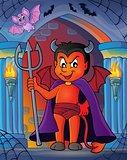 Little devil theme image 2