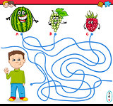 path maze activity game