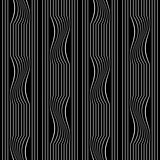 Seamless striped lines pattern.