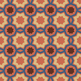 Art abstract geometric seamless pattern