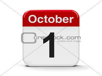 1st October