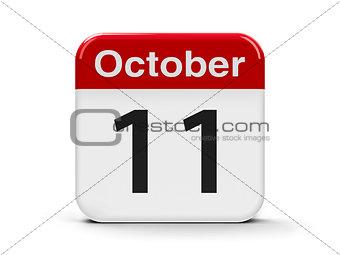 11th October