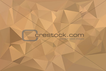 Abstract triangle geometrical sandy background vector