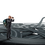 Complicated decision of business future career