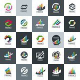 Vector logo Finance