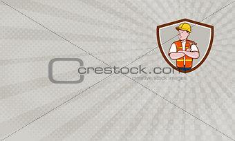 Ace Builder Business Card