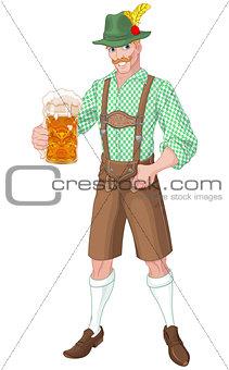 Oktoberfest Guy