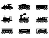 set train icons