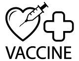 vaccine concept icon