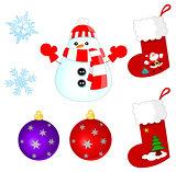 Christmas set