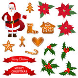Christmass vector set