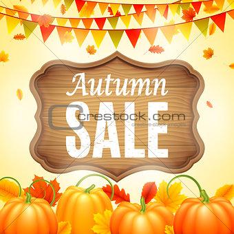 Autumn Sale Anouncement