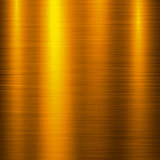 Gold Metal Technology Background