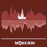 Moscow Kremlin skyline, Russia