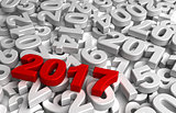 New Year 2017 and Olds