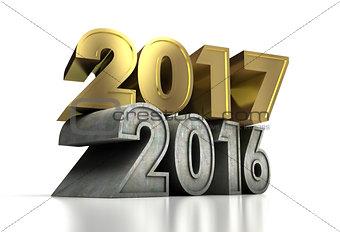 2017 Gold Year