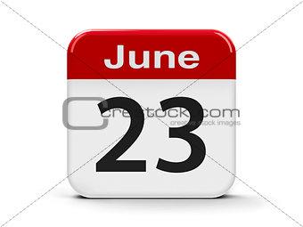 23rd June