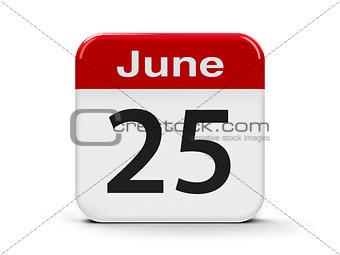 25th June