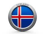 Icon - Flag of Iceland
