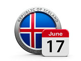 Proclamation of the Republic Iceland