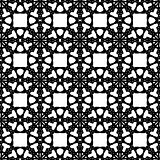 Decorative Ornamental Background.