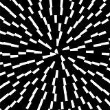 Black Spiral Background.