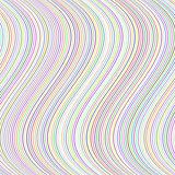 Wave Line Background