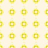 Floral print seamless pattern.