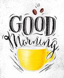 Poster good morning