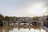 Ponte Vittorio Emanuele II, Rome